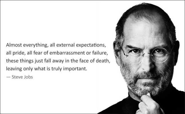 Steve_Jobs_Almost_everything falls_away_in_the_face of_death